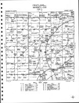 Code R - Fruitland Township - West, Seventy-Six Township, Muscatine County 1967